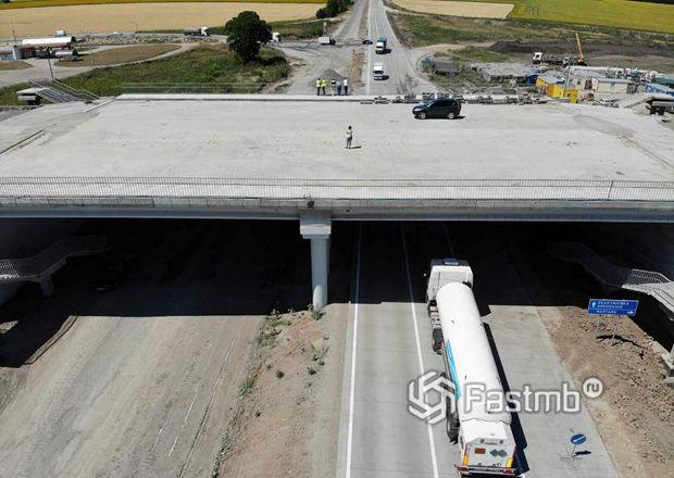 Открыто движение по дороге Н-31