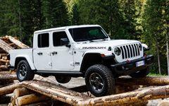 Jeep Gladiator 2019 фото цена и характеристики нового американского пикапа