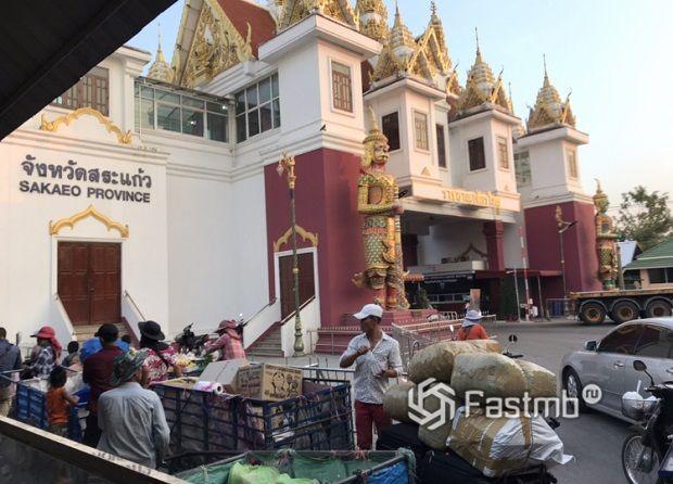 автомобильное путешествие по Таиланду