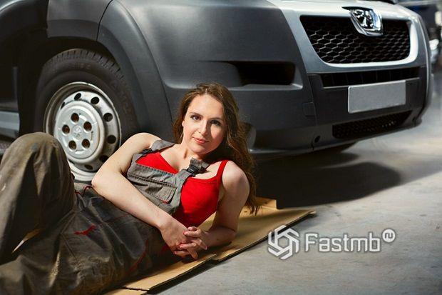 Как устроиться автомехаником в Украине