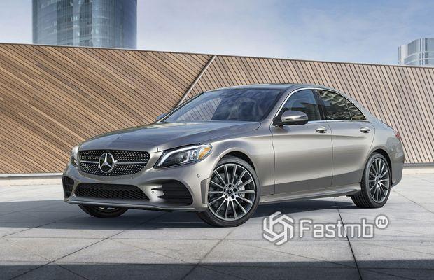 Седан Mercedes-Benz C-Class 2019