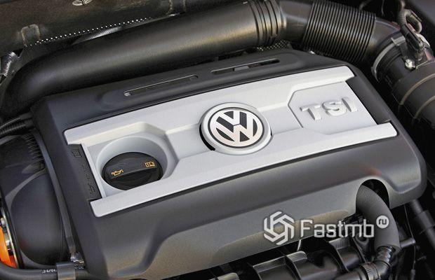 Двигатель TSI от компании Volkswagen