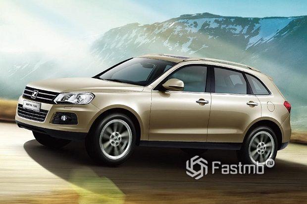 Самые быстрые китайские автомобили: ТОП-7
