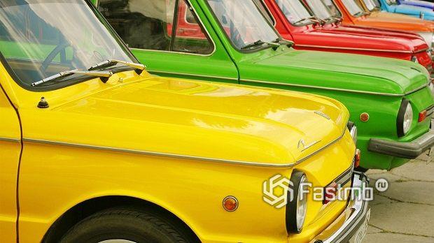 Легковые автомобили ЗАЗ