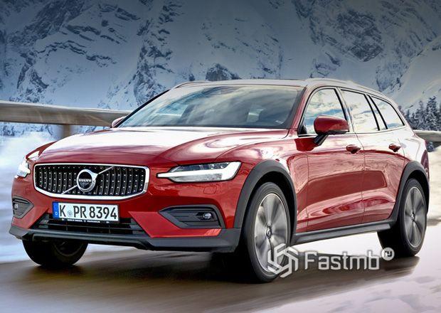Volvo V60CC 2019