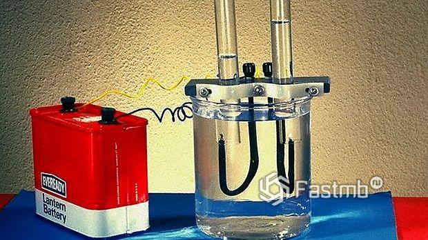Методы добычи водорода
