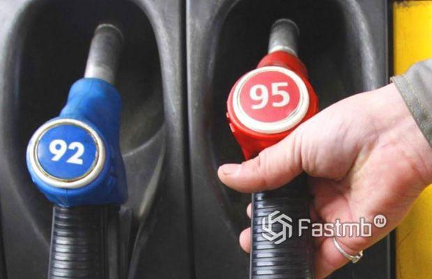 Заливаем 92-ой бензин вместо 95-го