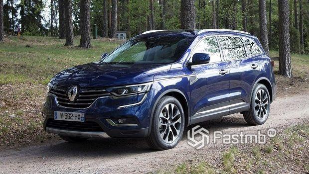 Автомобили Renault в Украине в 2019 году