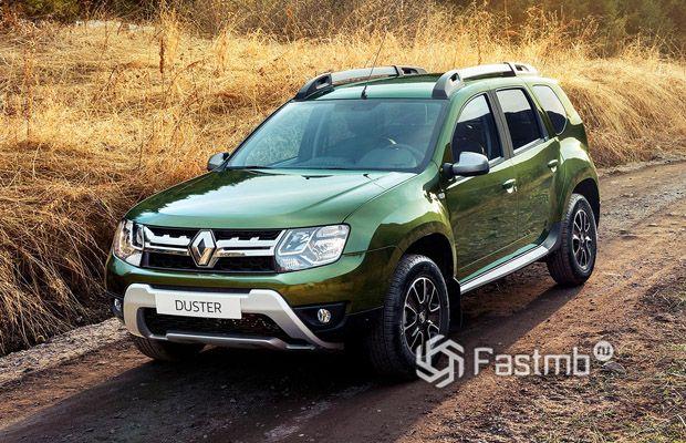Кроссовер Renault Duster 2019