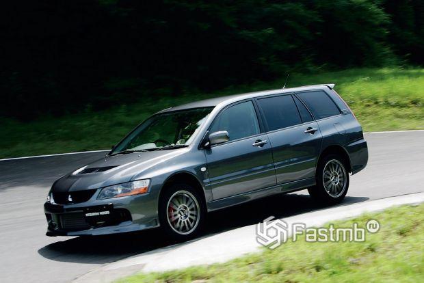 Lancer Evolution IX Wagon MR, 2006