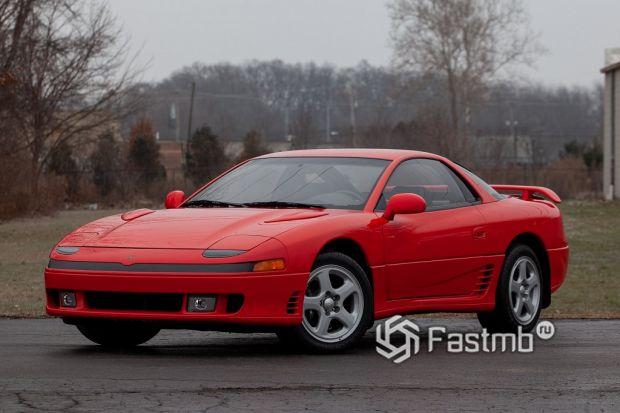 3000 GT VR-4, 1991