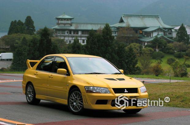 Lancer GSR Evolution VII, 2001
