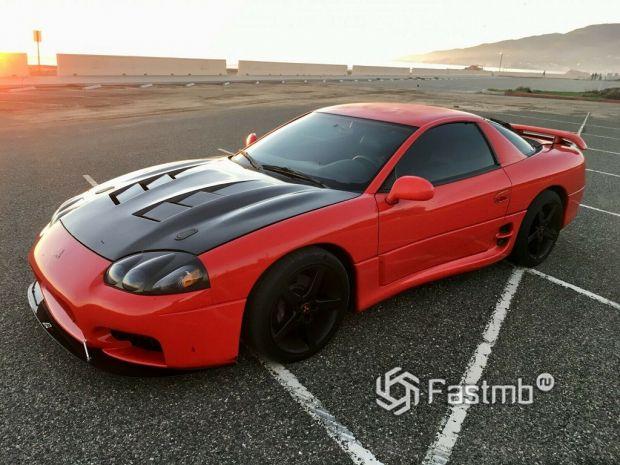 3000 GT VR-4, 1994