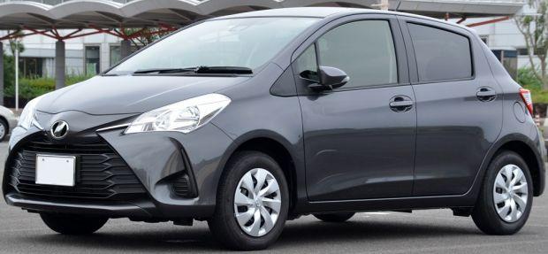 Toyota Vitz (гибрид)