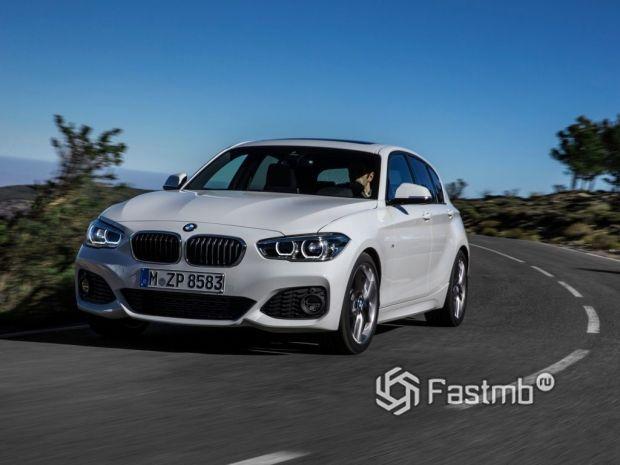 BMW 1 Series (F21)