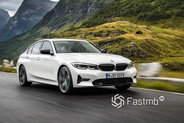 BMW 3 Series Sedan (G20)