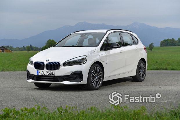 BMW 2 Series iPerformance Active Tourer (F45)
