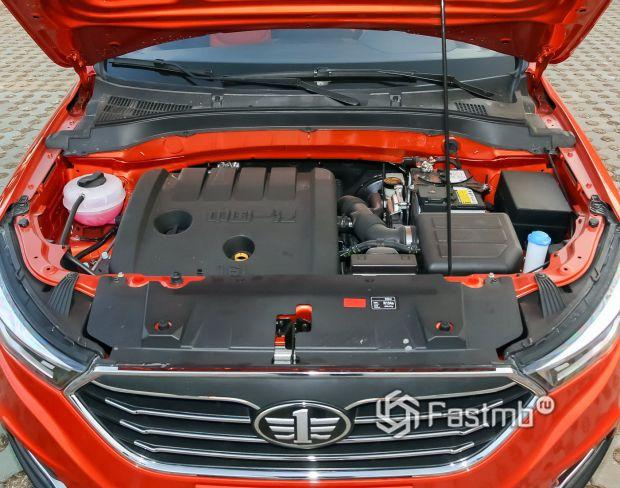Бензиновый двигатель FAW Besturn X40