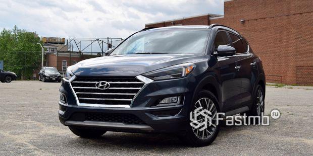 Кроссовер Hyundai Tucson 2019