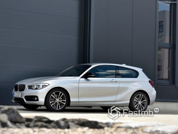 BMW 1-Series 3-х дверный (F21)