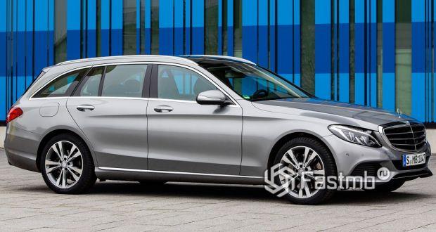 Mercedes C-Class Estate универсал