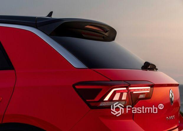 Светодиодные стопы VW T-Roc 2019