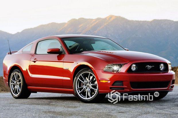 5 поколение Ford Mustang