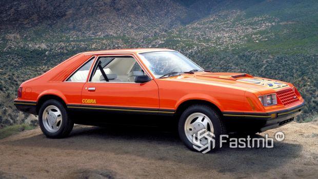 3 поколение Ford Mustang, Cobra
