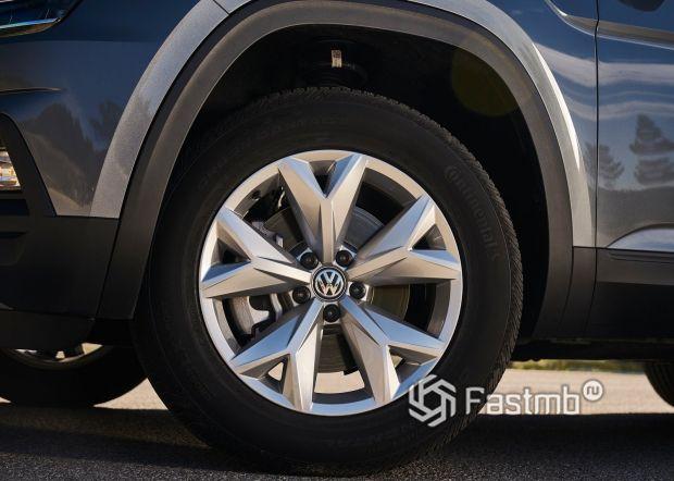 Легкосплавные колесные диски