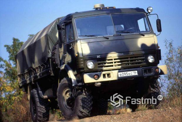 Военные автомобили России: ТОП-7