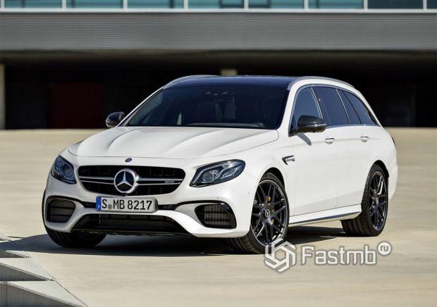 Mercedes-Benz E63 AMG E63 Estate