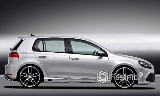 Volkswagen Golf 5-дверный