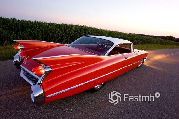 Cadillac Eldorado'30