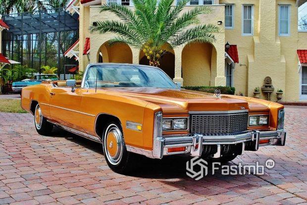 Cadillac Eldorado'76