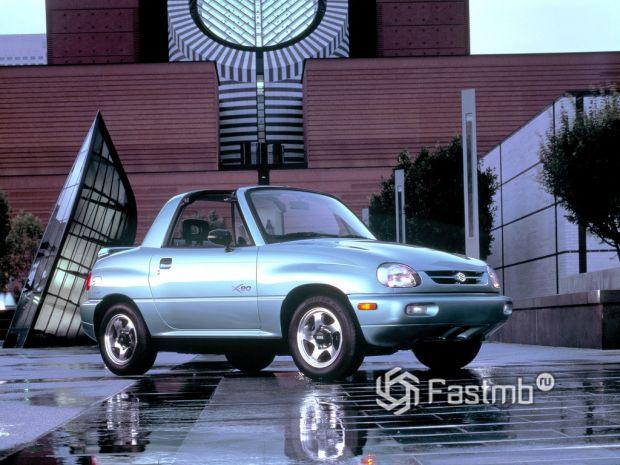 Suzuki X90, 1993-1997