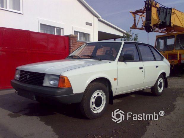 «Москвич» 2141, 1986-1997