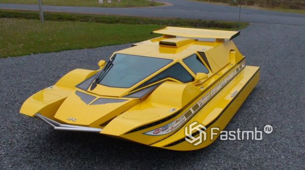 Dobbertin Hydro Car