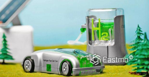 Водородный автотранспорт