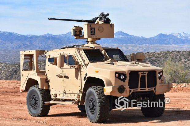 военный автомобиль Oshkosh L-ATV