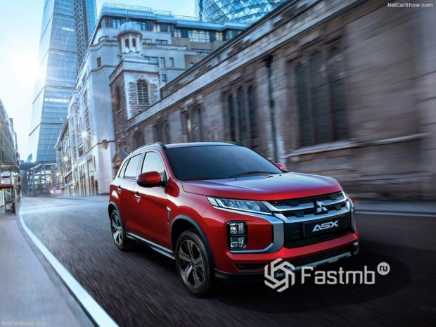 Обзор Mitsubishi ASX 2020: старый новый знакомый