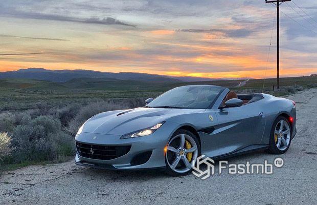 Заряженная Ferrari Portofino