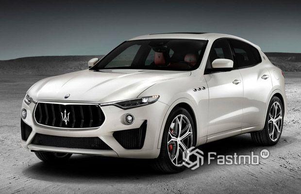 Кроссовер Maserati Levante GTS