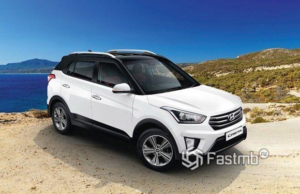 Новая Hyundai Creta 2019