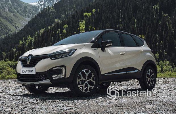 Новый Renault Kaptur 2019