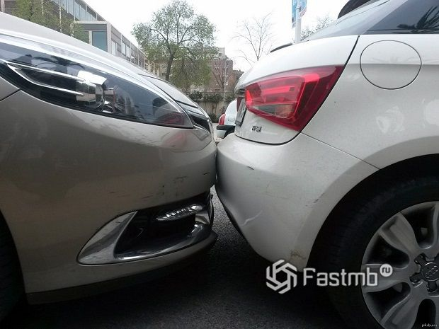 парковки в Испании