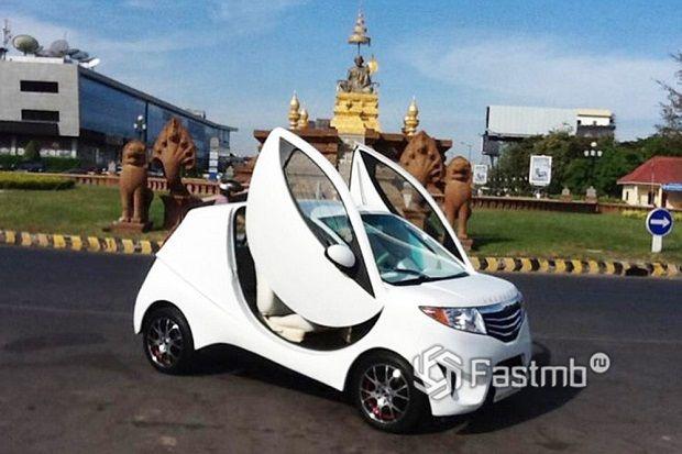 ТОП-10 интересных автомобилей Индокитая