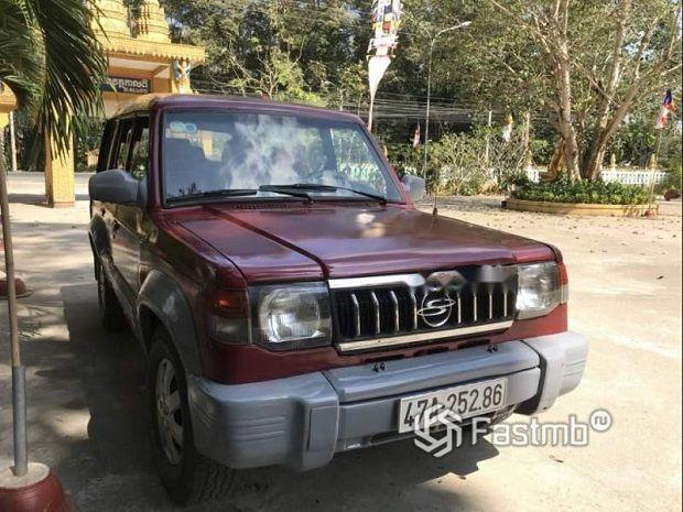 Mekong Stars-4WD (Вьетнам)