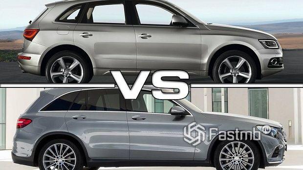 Audi Q5 или Mercedes-Benz GLC — что выбрать?