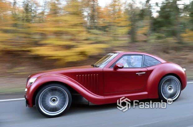 Автомобили Бельгии: ТОП-5