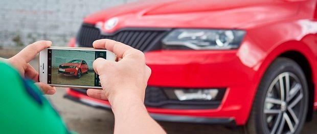 Подготовка мультимедийных материалов для продажи автомобиля на Авито